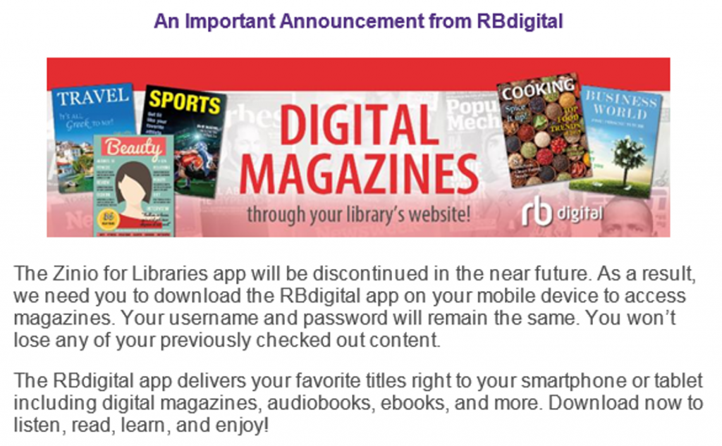 Ebooks, Music, Magazines - Clayton County Library System
