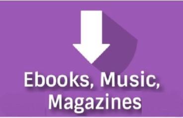 ebooks magazines music
