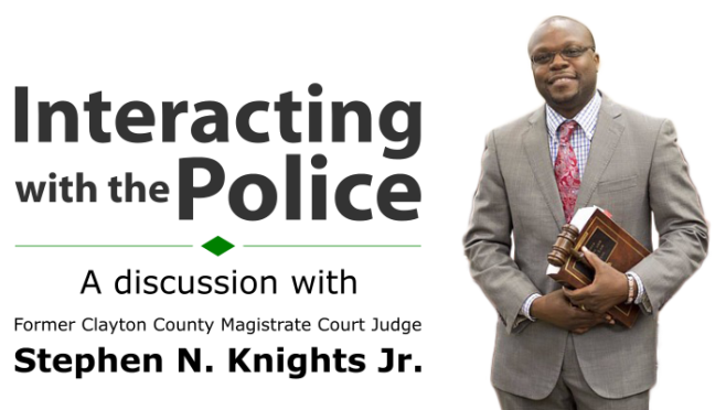 Interacting with Police with Stephen N. Knights