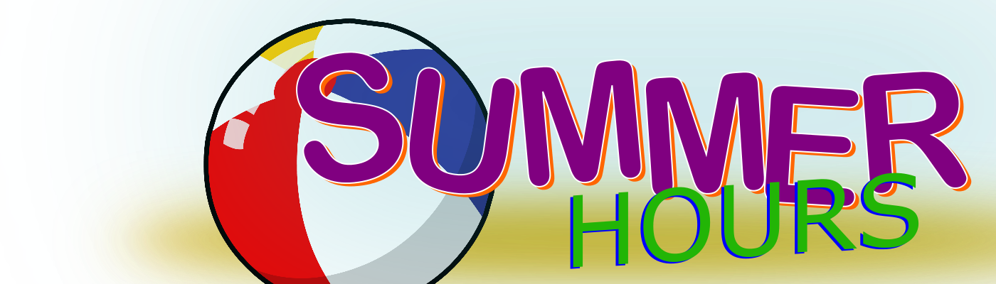 Summer 2016 Hours