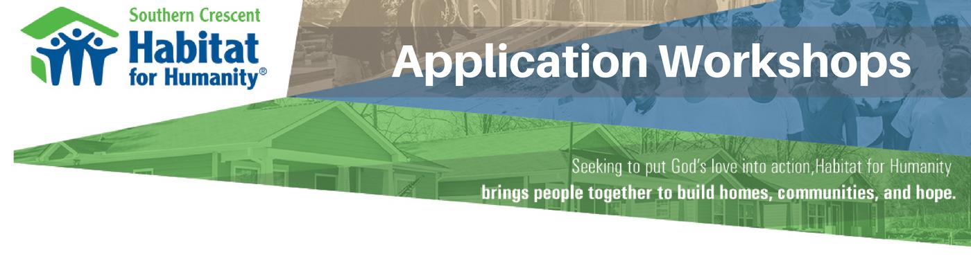 H4H Application Workshops