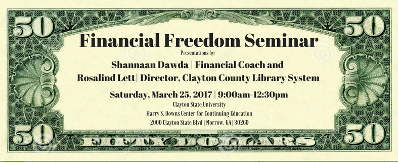 Financial Freedom Seminar