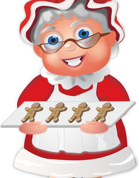 Cookies and Cocoa with Mrs. Claus